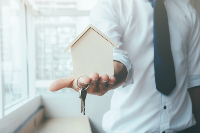Servicio gestión hipotecaria