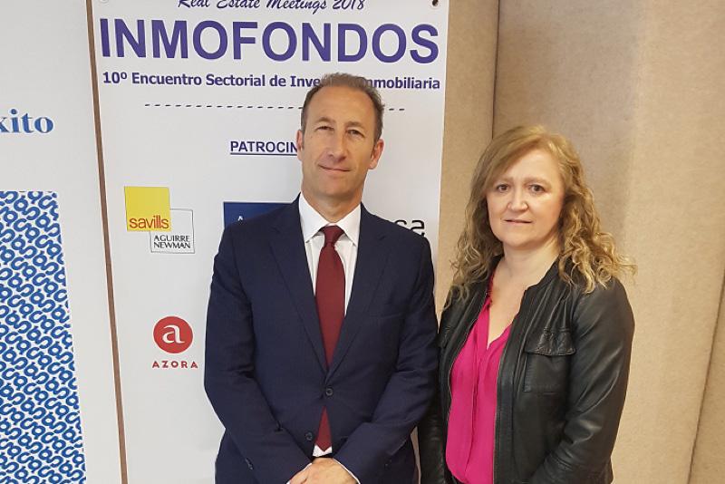 Garsa principal patrocinador Inmofondos 2018