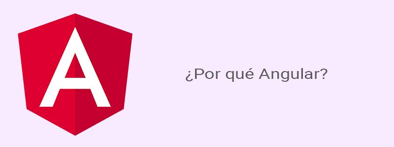 Logo de Angular