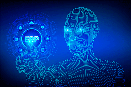 ERP vertical vs ERP horizontal